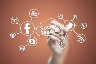 Find your Job through social media