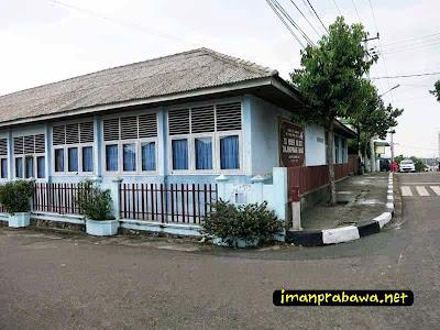 Kondisi SD Negeri 002 Tanjung Pinang
