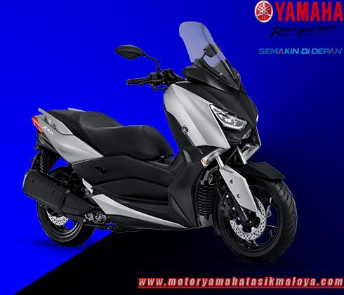 Brosur Kredit Motor Yamaha Xmax Tasikmalaya