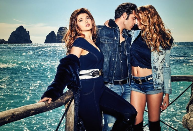 Guess Denim Fall/Winter 2019 Campaign