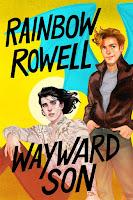 Wayward son | Simon Snow #2 | Rainbow Rowell