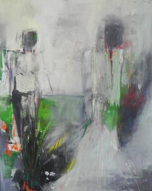 Abstraktes Werk