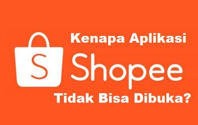 Aplikasi Shopee Tidak Bisa Dibuka? Begini Solusi Cara Mengatasinya