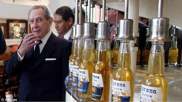 Ο ιδρυτής της Corona άφησε κληρονομιά 2 εκατομμύρια λίρες σε κάθε συγχωριανό του
