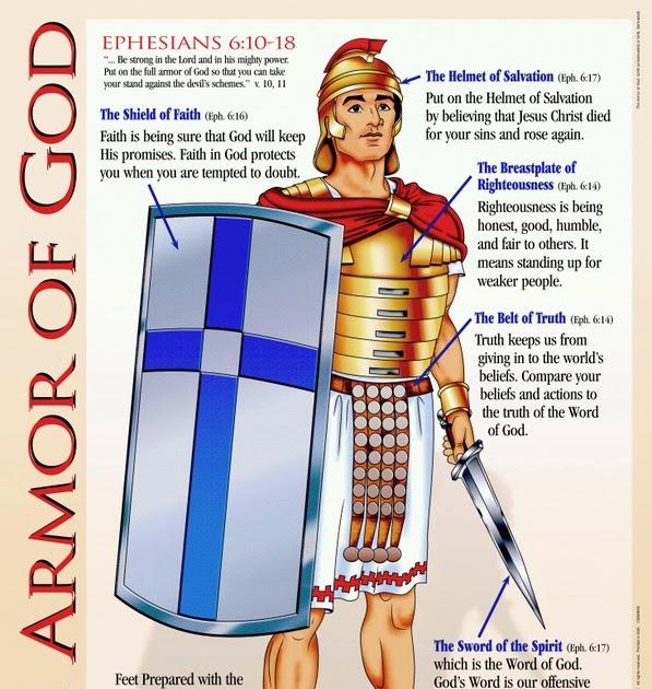 PARADISE PLOT: Armour Of GOD