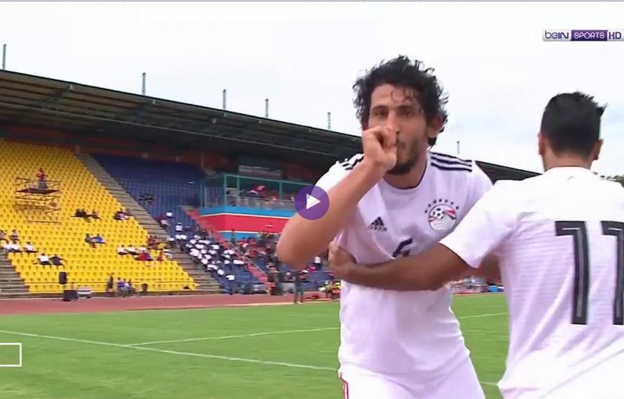 بالفيديو : مصر تتأهل إلى كأس أمم أفريقيا