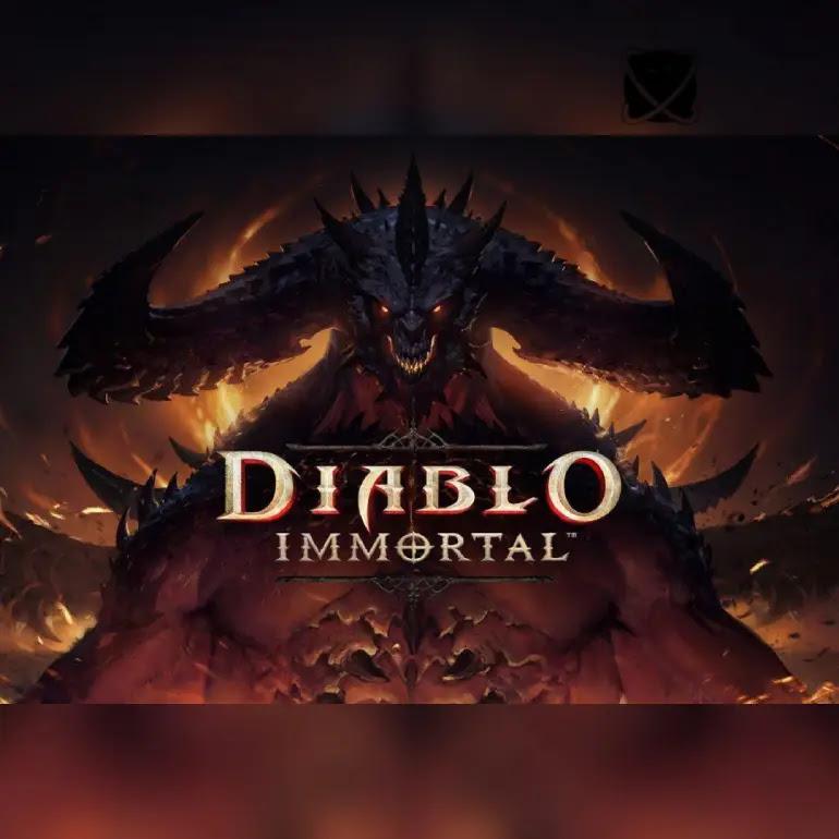 Diablo Immortal has been postponed until 2022