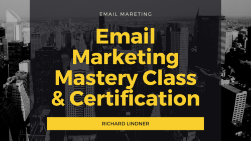 Email Marketing Mastery - Richard Lindner- Free Download