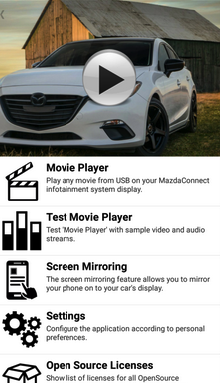 Download Mazda Media Player for PC iOS/Android