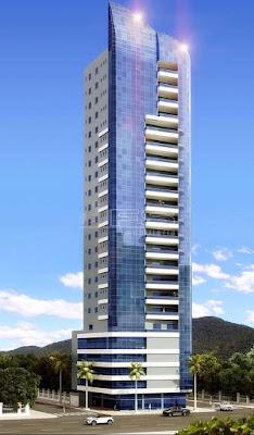 ENC: 1440 - Murano Residenziale - Apartamento 4 suítes - 3 vagas de garagem - Meia Praia - Itapema/SC
