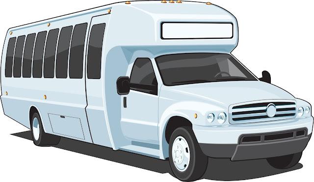 Illustration of a public transit bus