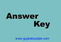 GSCSCL Deputy Manager (Commerce / Account / Finance) Provisional Answer Key 2018