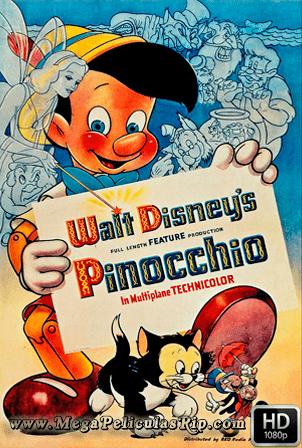 Pinocho [1080p] [Latino-Ingles] [MEGA]