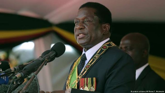 Zimbabwe applies to rejoin the British Commonwealth