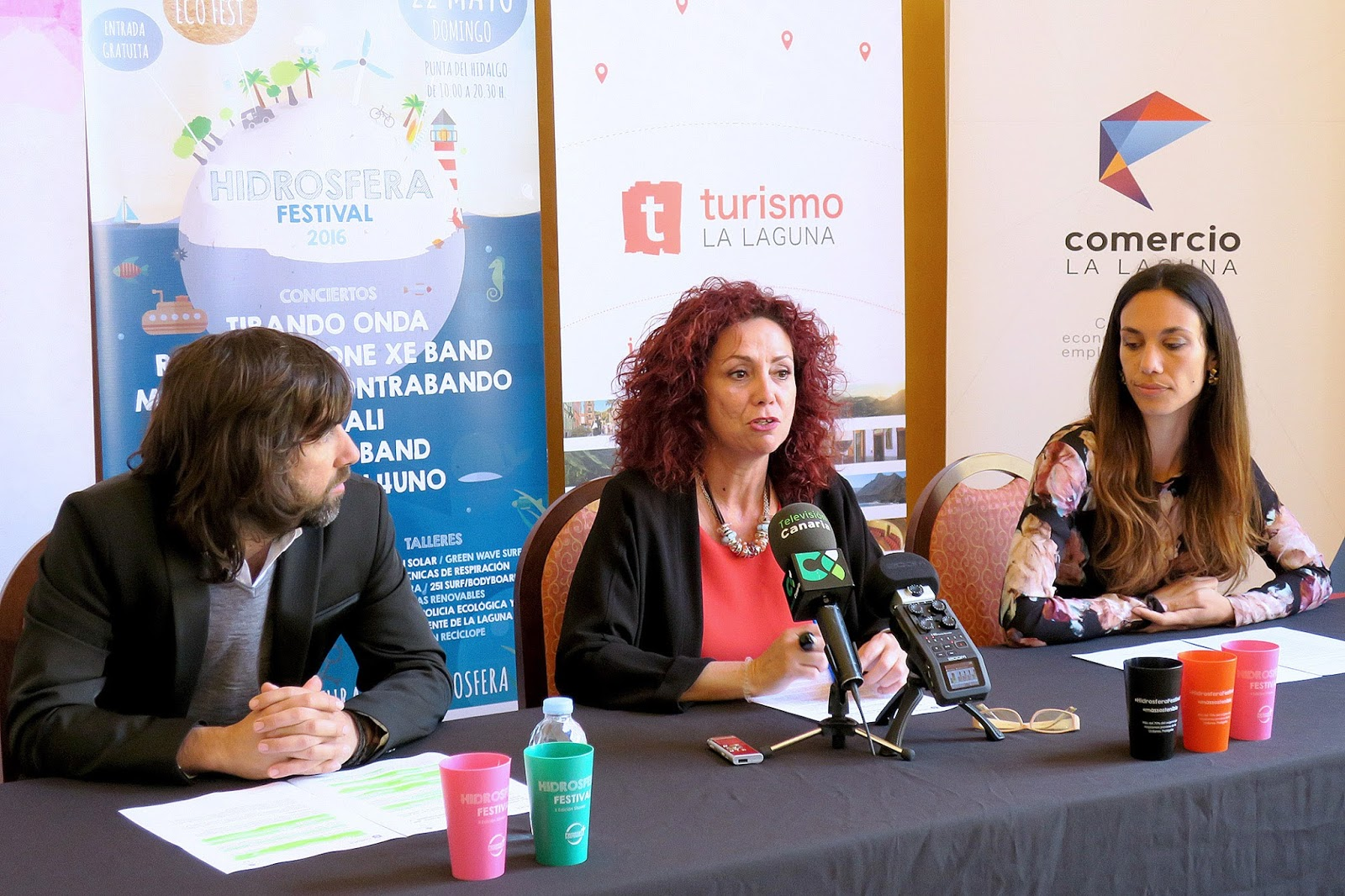 Resultado de imagen de Punta del Hidalgo acogerá este fin de semana la cuarta edición del Hidrosfera Festival