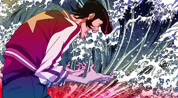 Review dan sinopsis anime Space Dandy