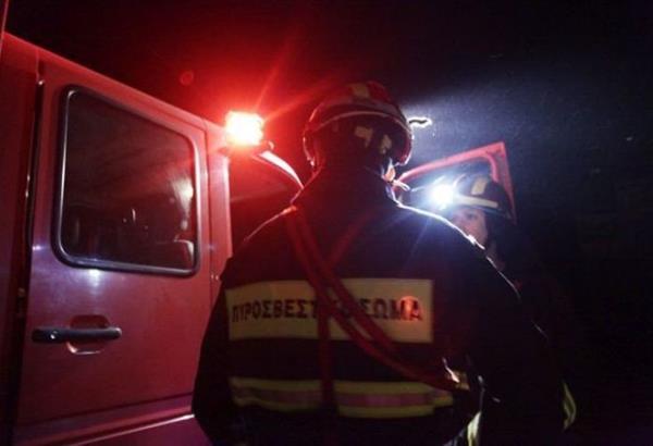 Φωτιά σε οικία στη Χαλκιδική