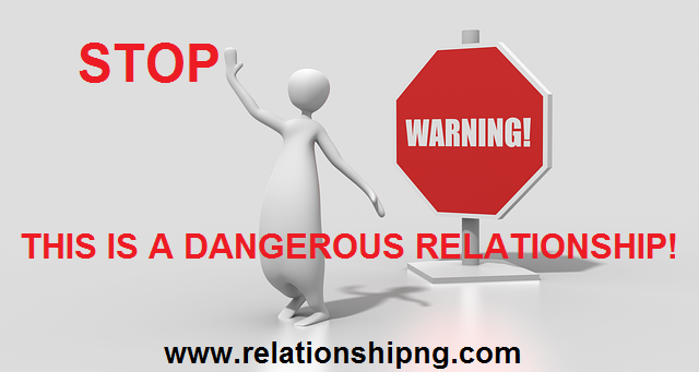 relationship warning sign