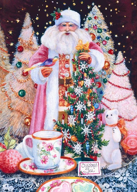 Santa Christmas Images