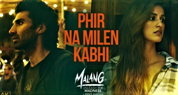 Phir Na Milen Kabhi Easy Guitar Chords | Malang | Ankit Tiwari | Capo