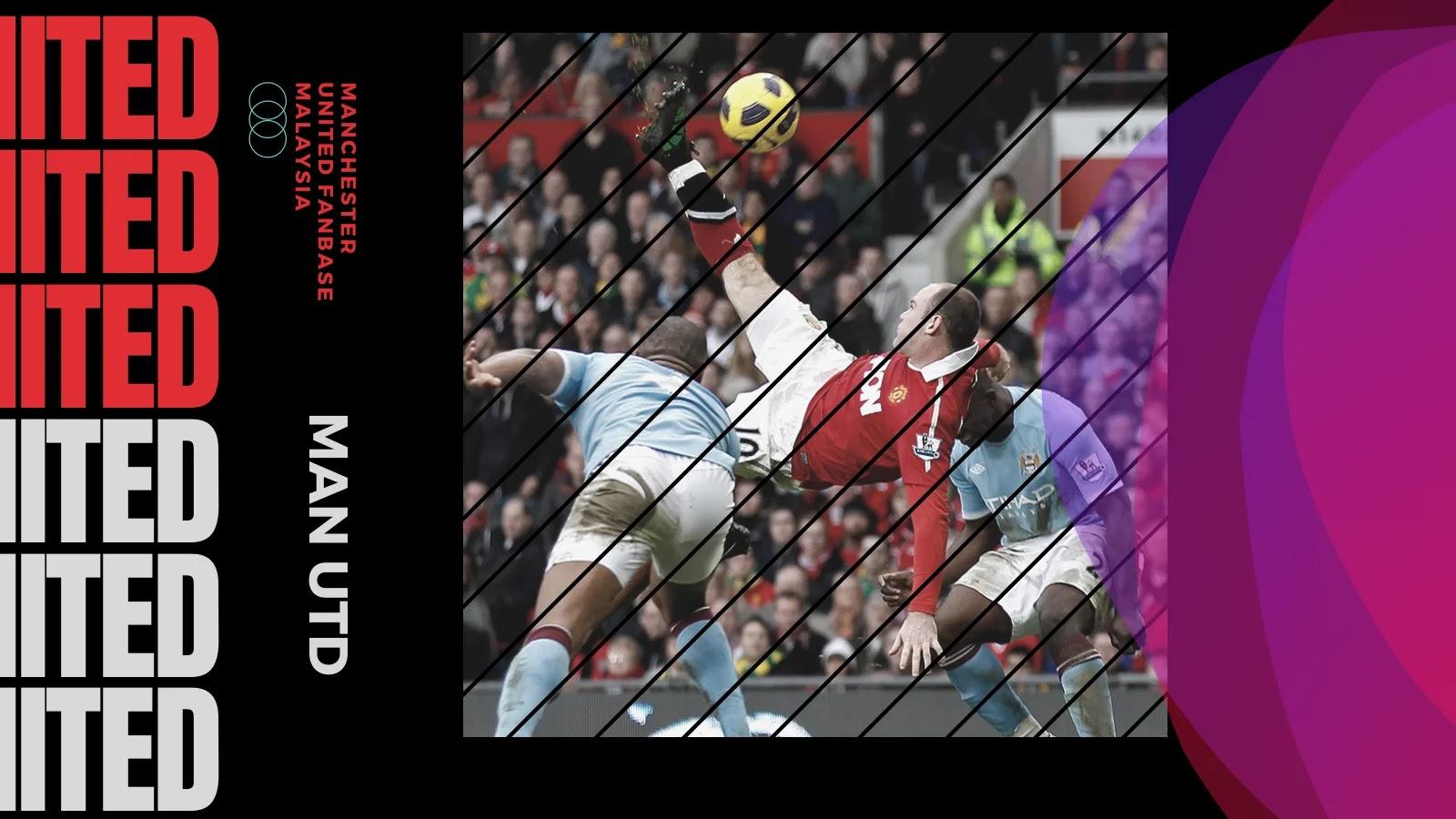5 Momen Terbaik Wayne Rooney Di Man Utd
