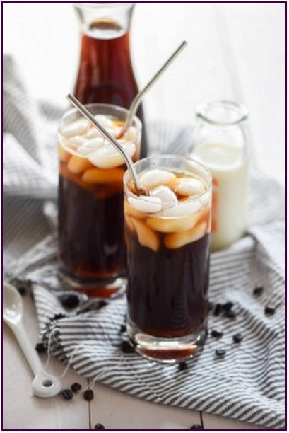 The Trick to Successful Iced Coffee Recipe With Brewed Coffee