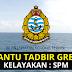 Permohonan Jawatan Kosong Di Jabatan Laut Malaysia - Pembantu Tadbir Gred N19