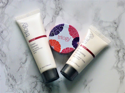 Trilogy Cream Cleanser, Vital Moisturising Cream & Everything Balm