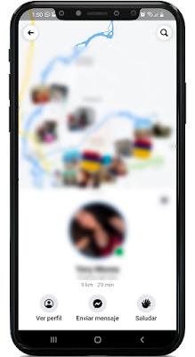 cómo saber la ubicación de alguien sin usar WhatsApp