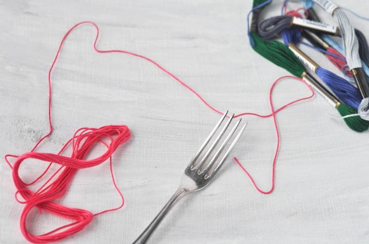 DIY Tassel Bracelet - what you'll need
