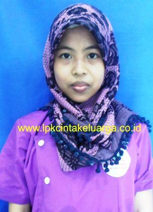 Nurul Hikmah Pekerja Asisten Rumah Tangga PRT ART ~ LPK Cinta