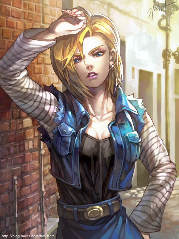 download android 18 images