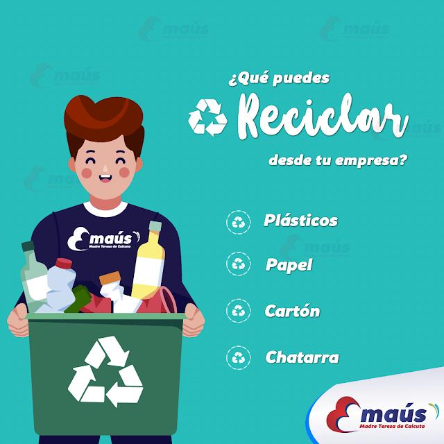 Se parte del Reciclaje