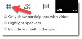 How To Use Google Meet Grid View