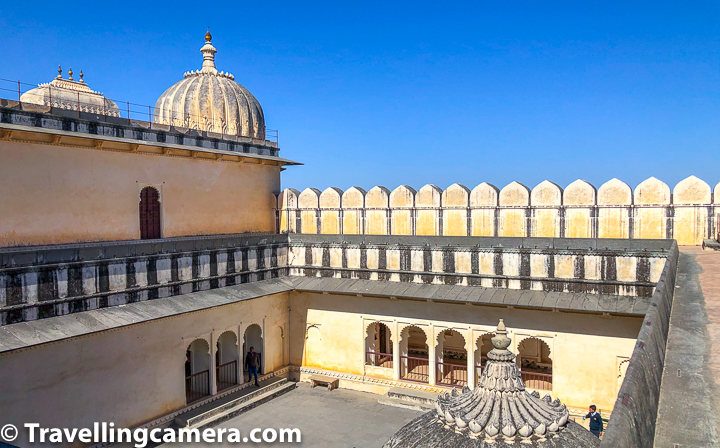 Badal Mahal in Rajasthan - A brilliant palace inside Kumbalgarh Fort for Panoramic Views of the mountains surrounding second largest wall of the world