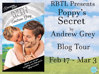 Blog Tour: Exclusive Excerpt & Giveaway Andrew Grey - Poppy's Secret