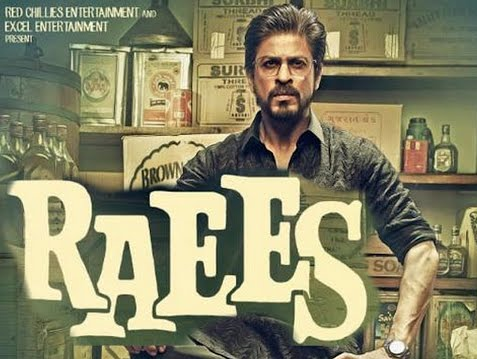 Raees - Upcoming film 2017 Cast Release Date Wiki Box office collection | Poster | Trailer