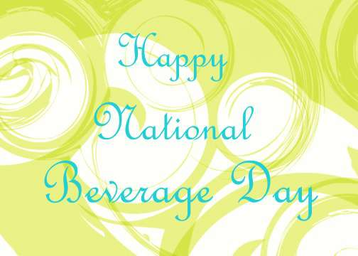 National Beverage Day Wishes Sweet Images