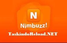 Fitur Transaksi Pulsa Via Nimbuzz Taskindo Reload