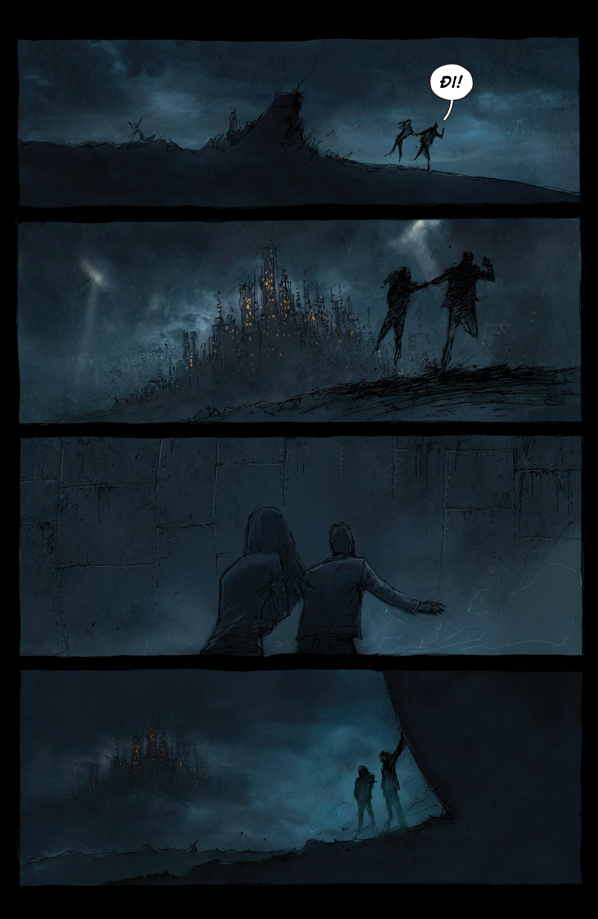 Broken Moon chương 3 trang 5