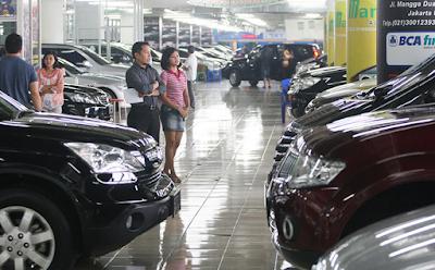 Cara Mudah Menghitung Penurunan Harga Mobil Bekas Di Pasaran