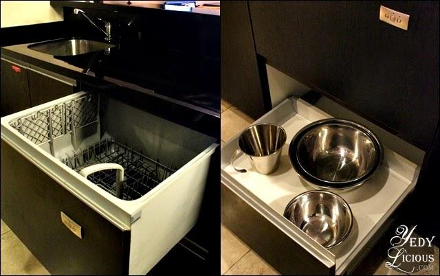 Oakwood Manila / Kithchen Dishwasher