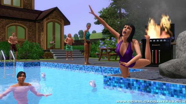 The Sims 3 - Download game PS3 PS4 RPCS3 PC free