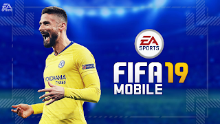 FIFA 19 Mobile Android Offline New Menu 1 GB Best Graphics
