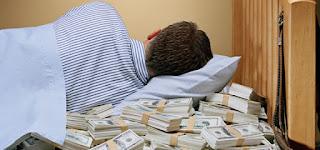 كيف تربح المال وانت نائم في سريرك