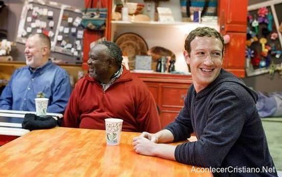 Pastores cristianos y Mark Zuckerberg