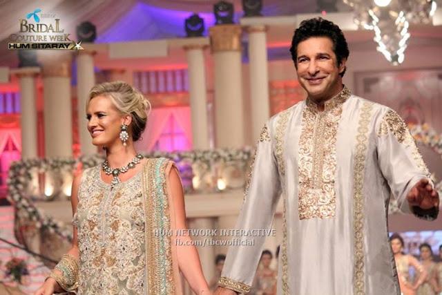 Celebrities At Telenor Bridal Couture Week 2017