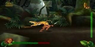 تحميل لعبة طرزان في الغابة القديمة كاملة للكمبيوتر مجانا 2020 Tarzan Game