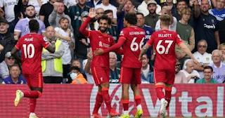 فاز نادي ليفربول لكرة القدم على ليدز يونايتد 3-0 في الجولة الرابعة من الدوري الإنجليزي الممتاز.