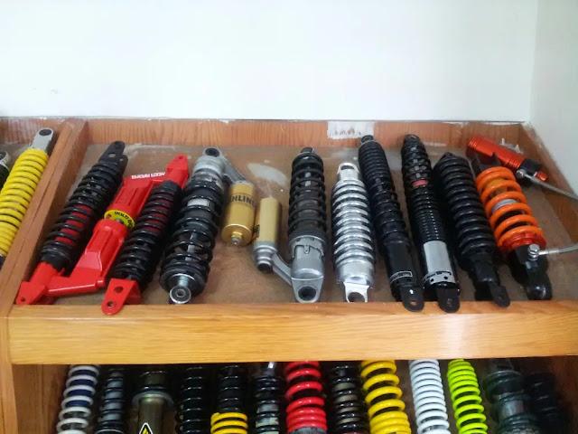 Aksesoris Motor yang Banyak Digunakan
